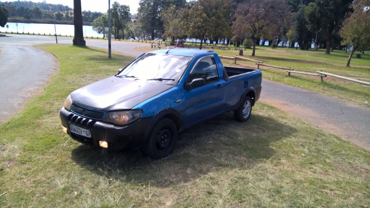 2006 Fiat Strada 1.4 Life