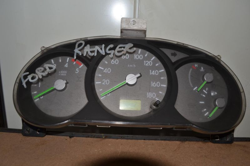 2004 FORD RANGER INSTRUMENT CLUSTER - MOTOR CITY AUTO