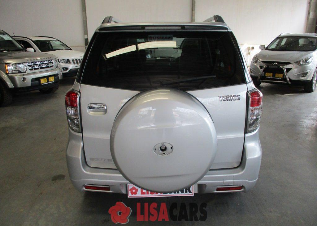2011 Daihatsu Terios 1.5