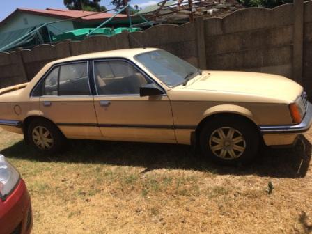 1983 Opel Commodore