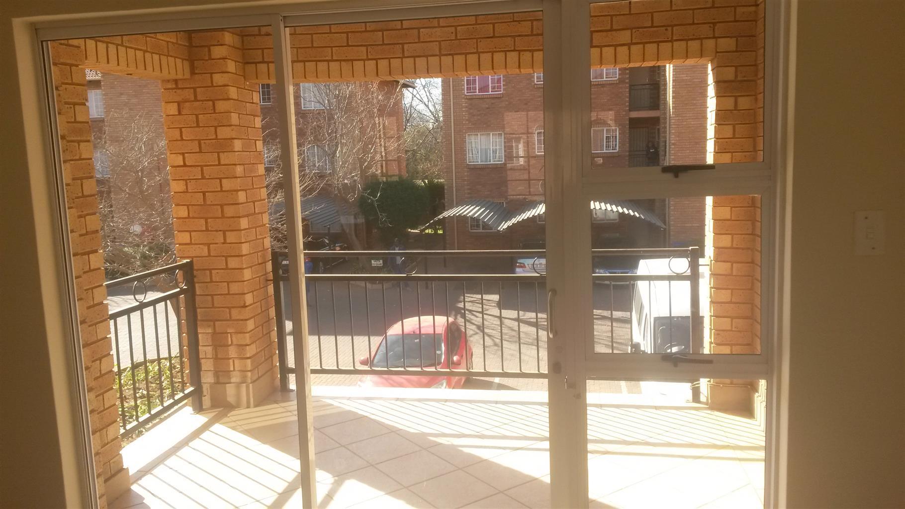 3 bedroom unit on top floor R7500
