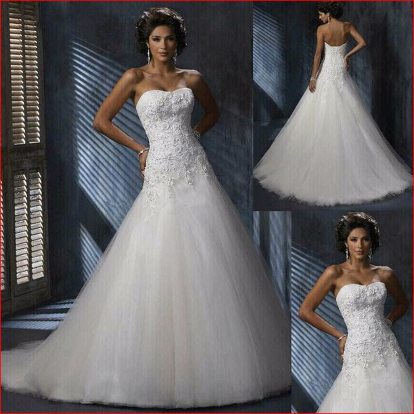 WEDDING DRESSES FOR HIRE