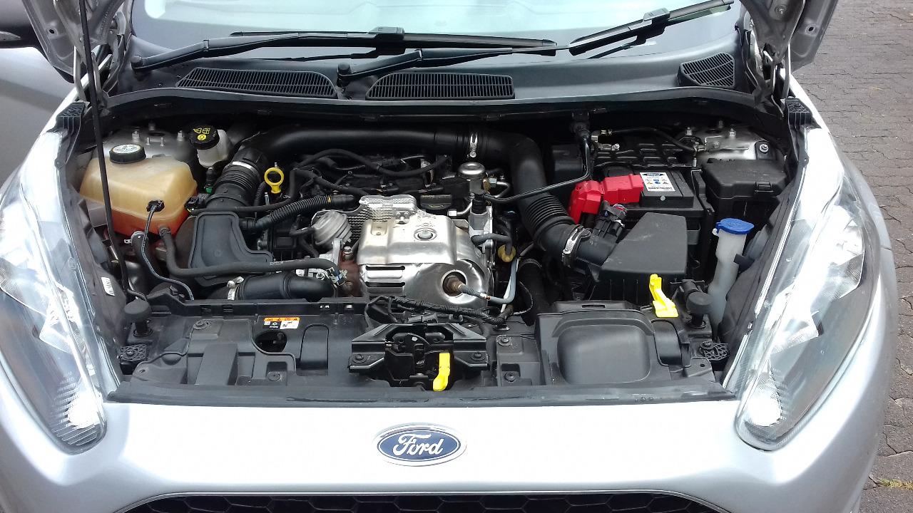 2016 Ford Fiesta 1.6TDCi 3 door Trend