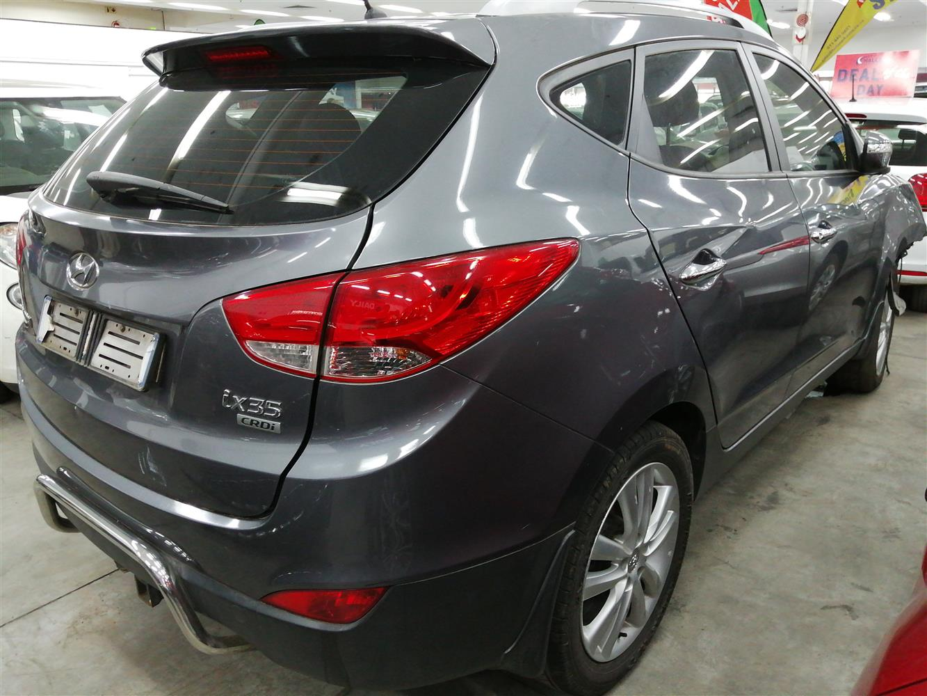 34849 - 2012 Hyundai IX35 R2.0 CRDI GLS Code 3