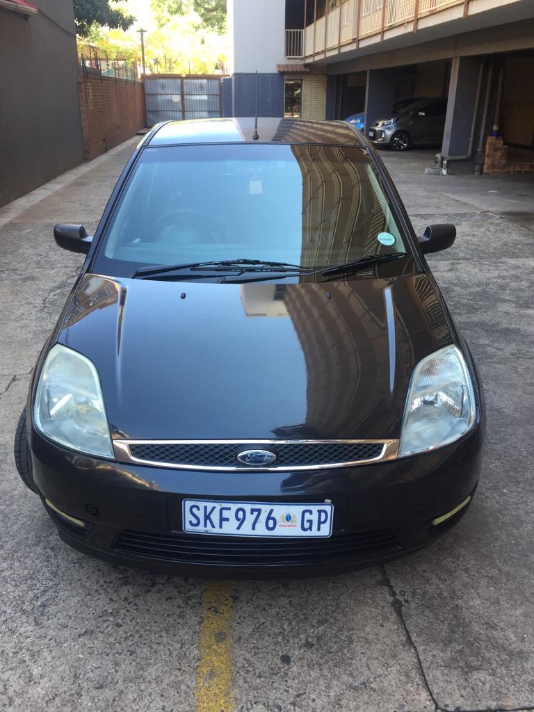 2005 Ford Fiesta 1.4 5 door Trend