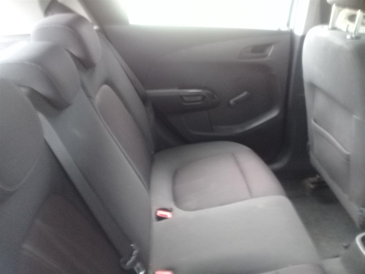 2012 Chevrolet Sonic hatch 1.3D LS