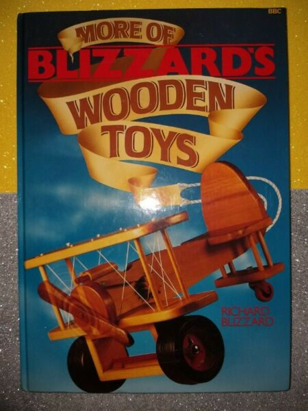 More Of Blizzards Wooden Toys Richard Blizzard Junk Mail