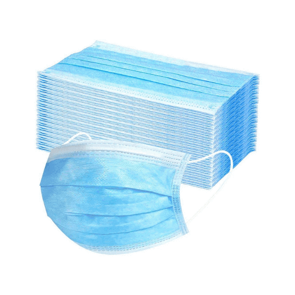 3 Ply Mask (50 Pack)