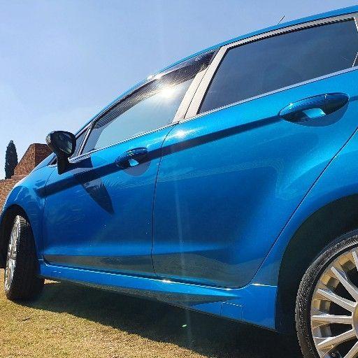 2016 Ford Fiesta 1.0 Ecoboost Titatium Auto