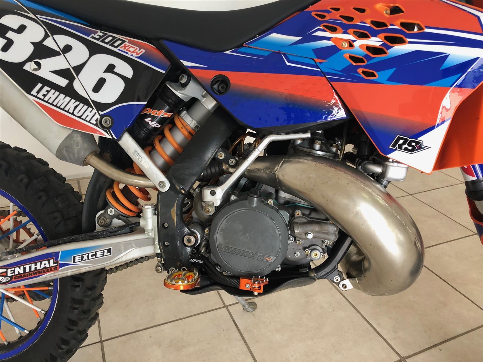 2009 KTM 300 XCW