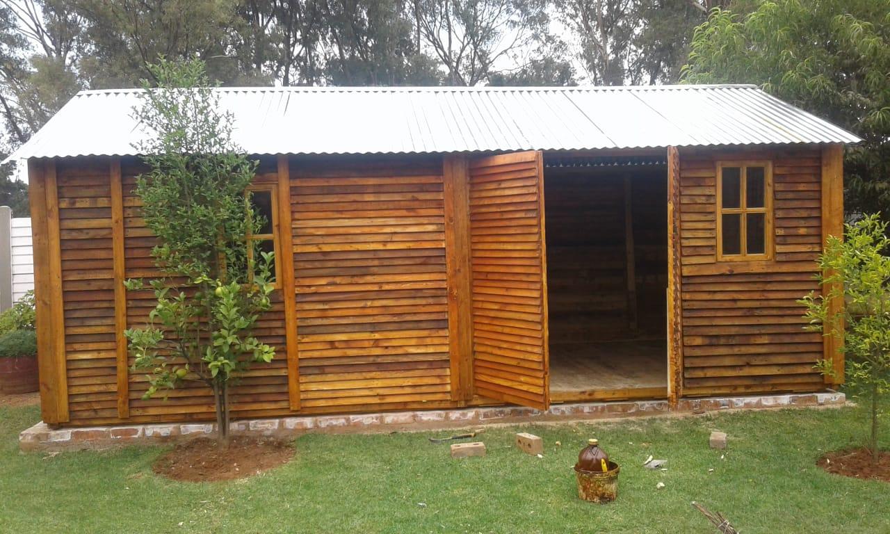 We do high quality Log homes