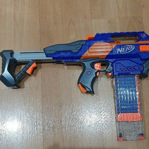 Nerf Rapidstrike CS-18 N-Strike Elite