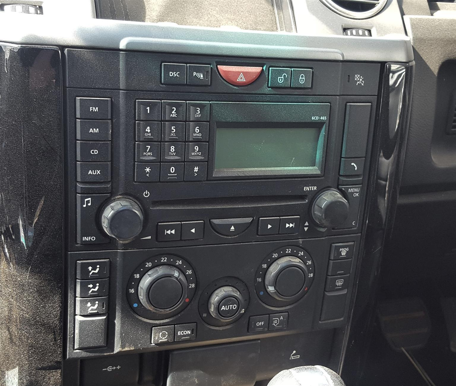Land Rover Discovery 3 Radio for sale | AUTO EZI