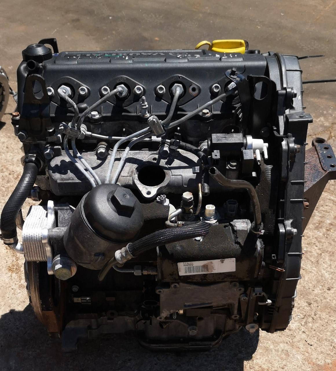 OPEL CORSA GAMMA 1.7 DTI Y17DT ENGINE FOR SALE
