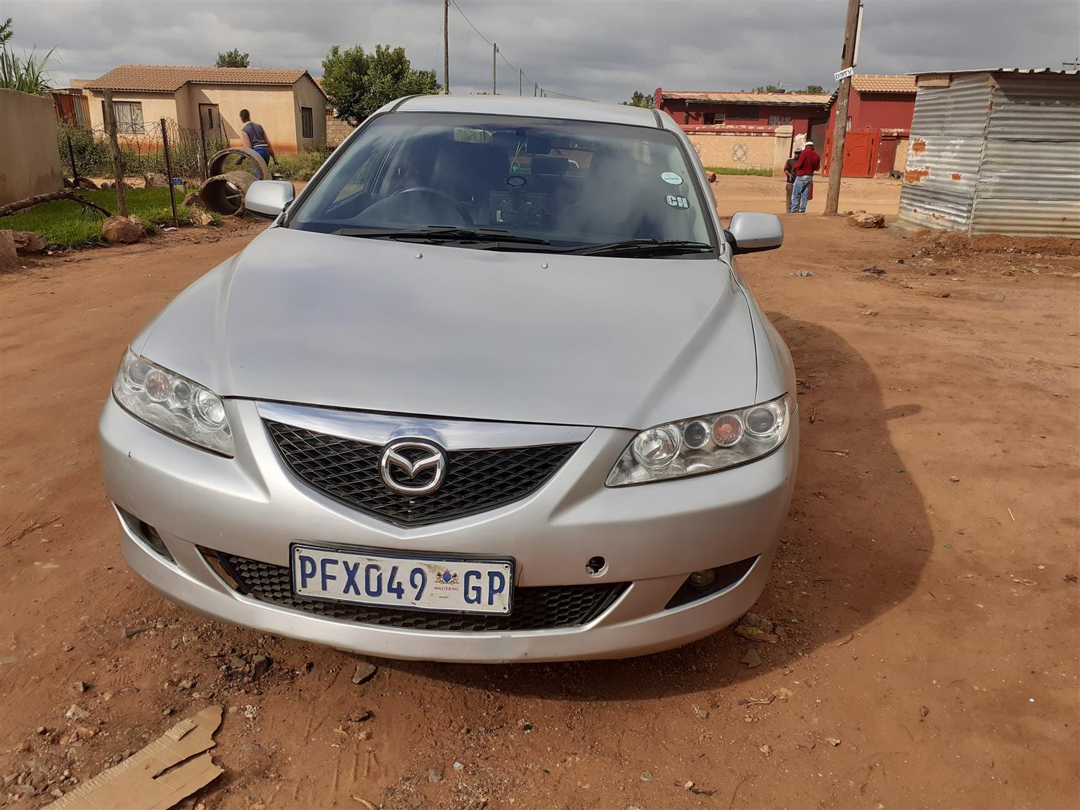 2005 Mazda 6 Mazda 2.0 Active