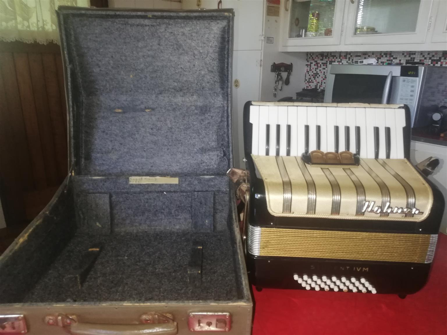 Homer piano accordion Student IVM