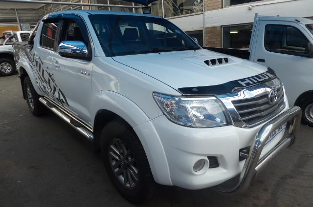 2013 Toyota Hilux 3.0D 4D double cab 4x4 Raider automatic