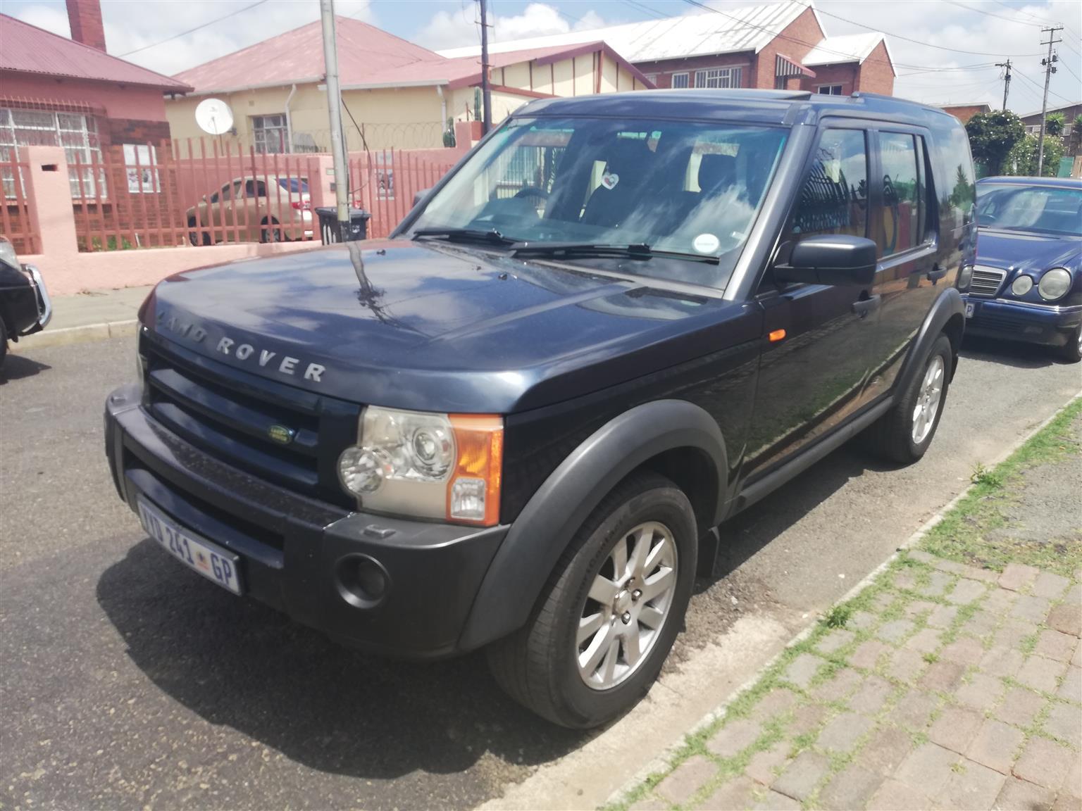 2006 Land Rover Discovery 3 V8 SE