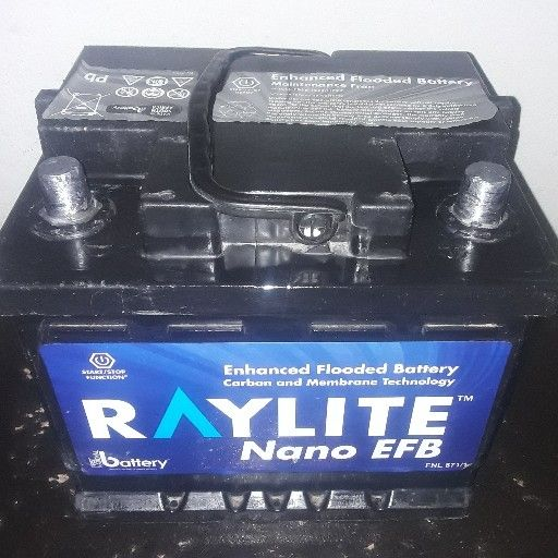 Raylite car battery size 619c for sale