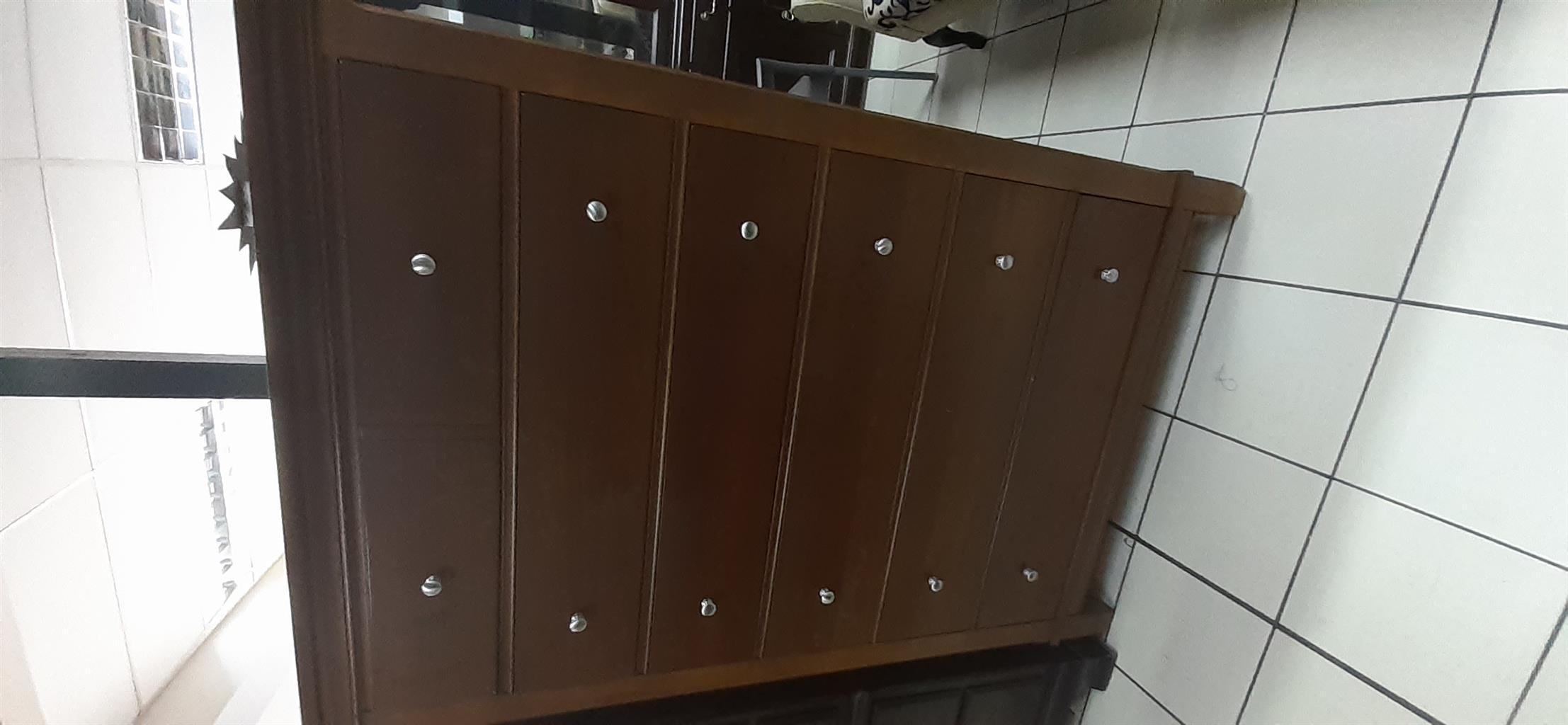 Thomasville Tallboy Cabinets.