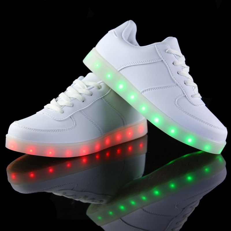 ddfd43f6b2a3 LED LIGHT UP SNEAKERS  SHANDIS  LED SNEAKERS AVAILABLE AT R400