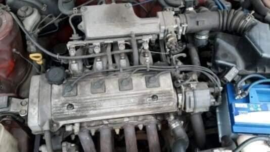 2004 Toyota Tazz 130 Sport