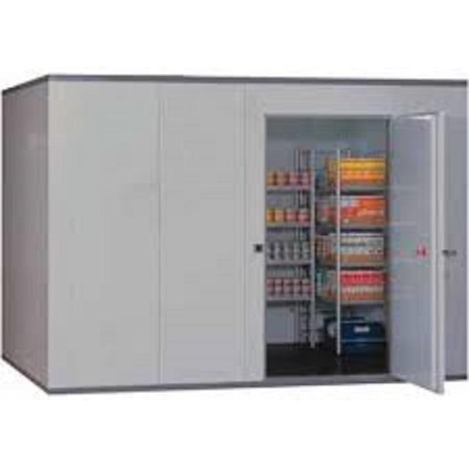 New Freezer Room. Equipment 2.4 x 2.4 x  2.4m