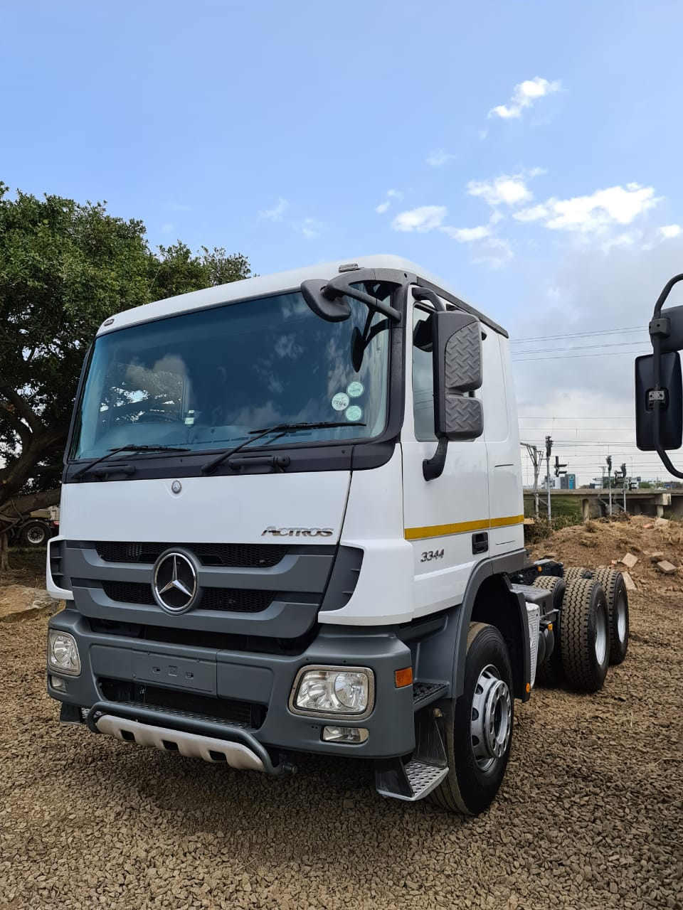2013 MERCEDES BENZ ACTROS 3344 T/T Mp3