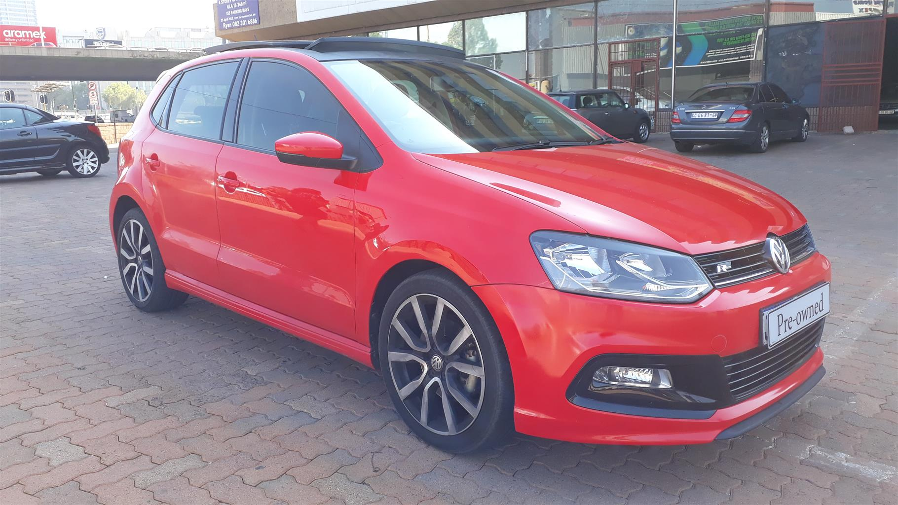 2017 VW Polo 1.2TDI BlueMotion