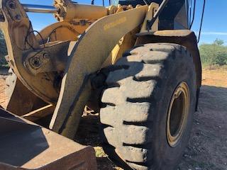 2014 CAT 950H Front end loader