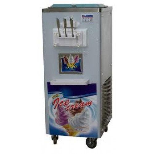 New Ice Cream Maker Floor Model 3 Flavors
