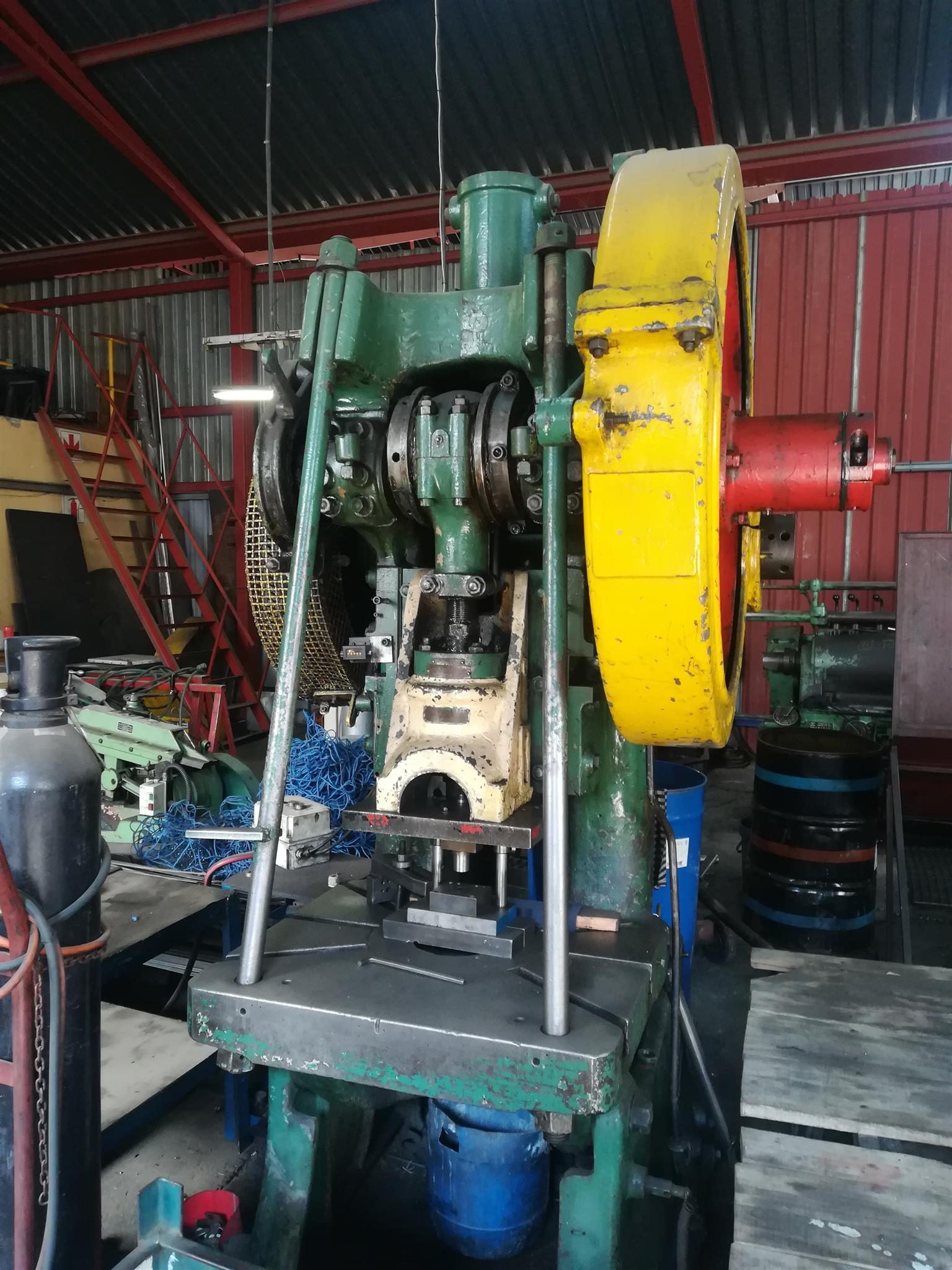 60 ton eccentric press for sale