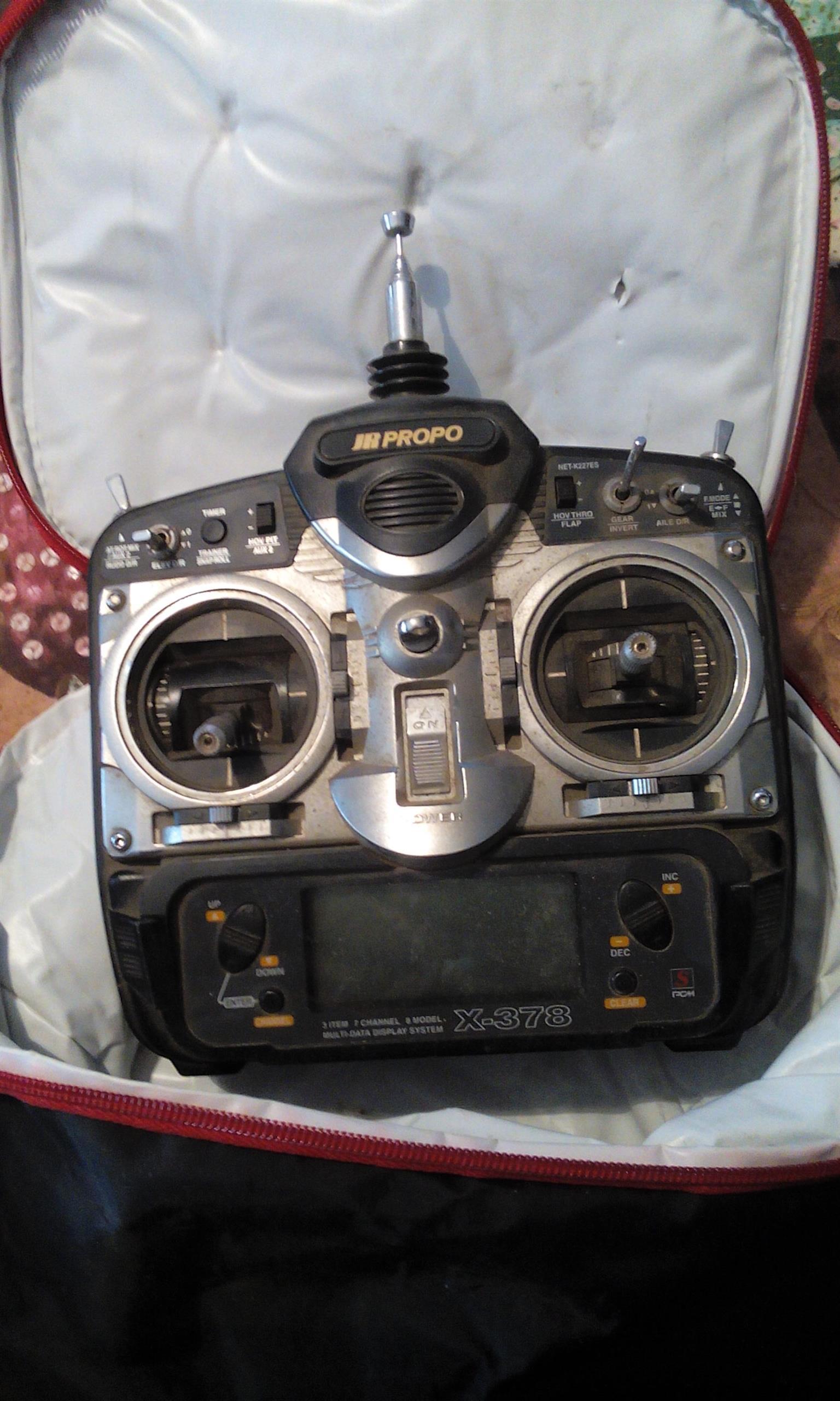 PROPO X-3810 Radio Control