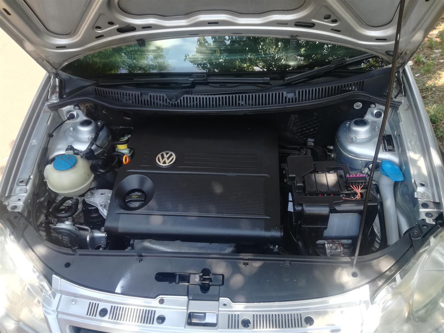 2009 VW Polo Classic 1.6 Comfortline
