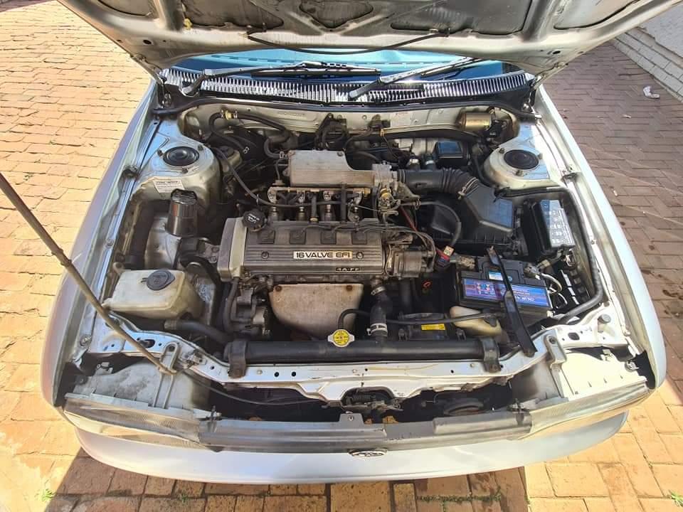 1999 Toyota Corolla 1.6 Advanced