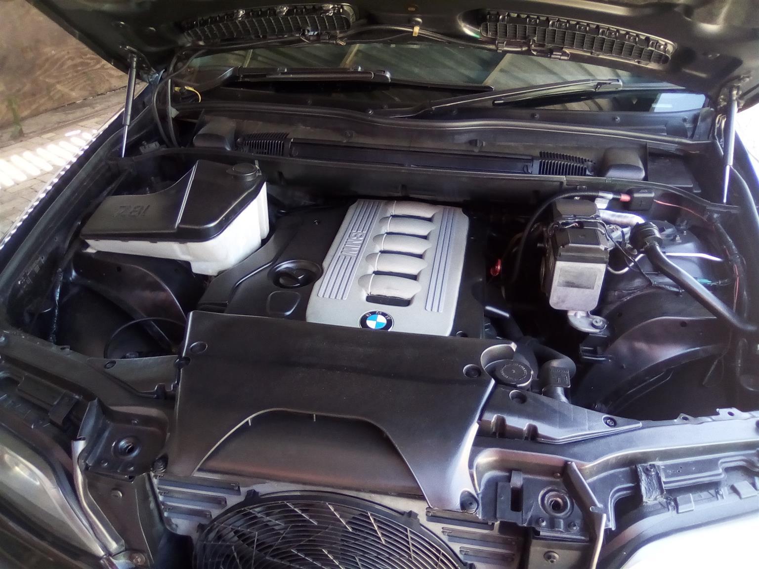 2006 BMW X5 xDRIVE30d M SPORT