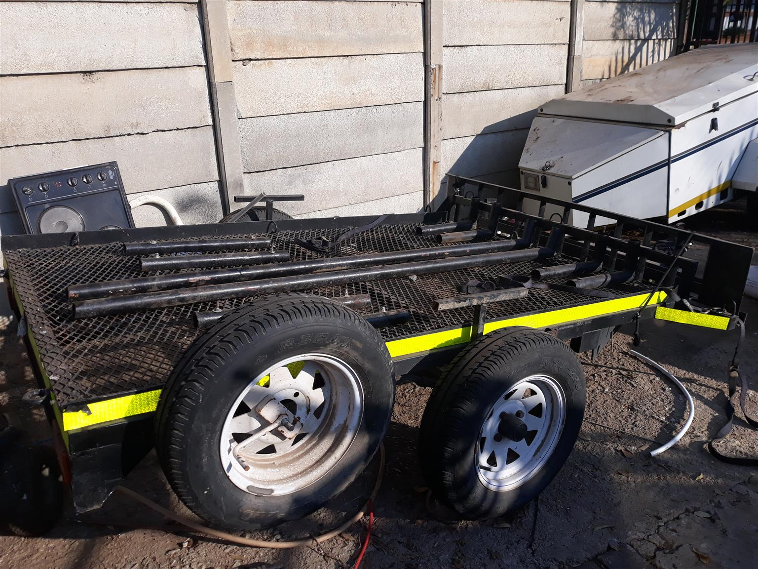 Motorcycle Trailer For Sale Junk Mail