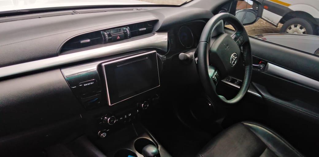 2017 Toyota Hilux double cab HILUX 2.8 GD 6 RAIDER 4X4 P/U D/C A/T