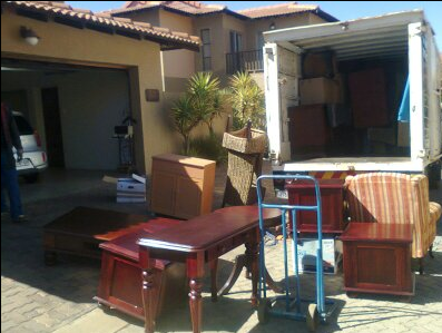 Moving for only R900