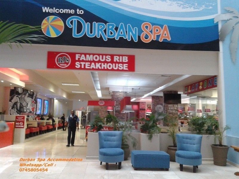Durban Spa 6 sleeper Cabana