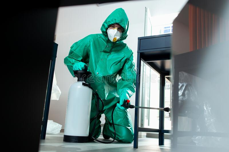 SANITISE AND DISINFECT YOUR PROPERTY 100% ORGANICALLY