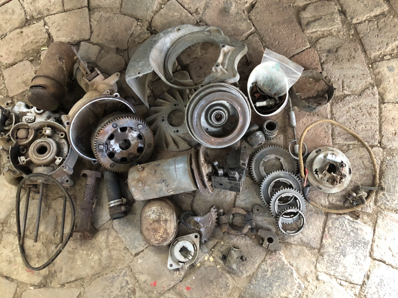 1970 Engines Other Engine Parts