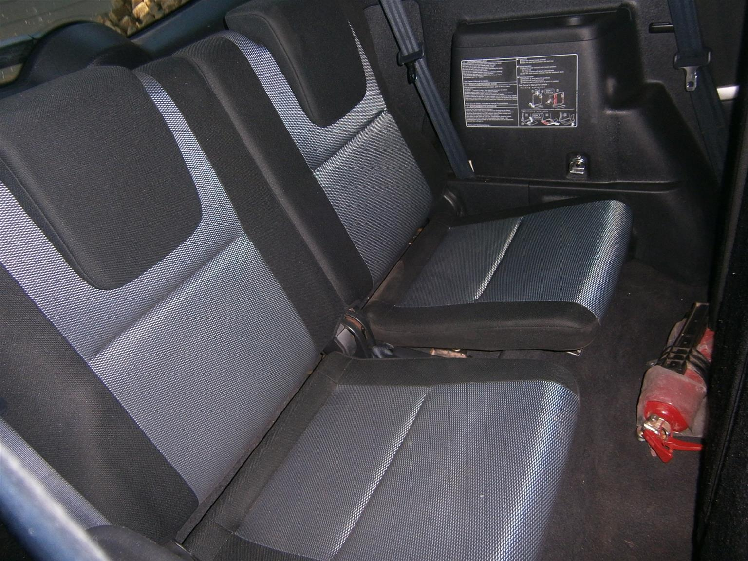 2005 Toyota Verso 1.6 SX