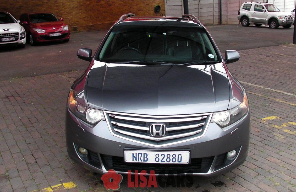 2009 Honda Accord 2.4 Executive automatic
