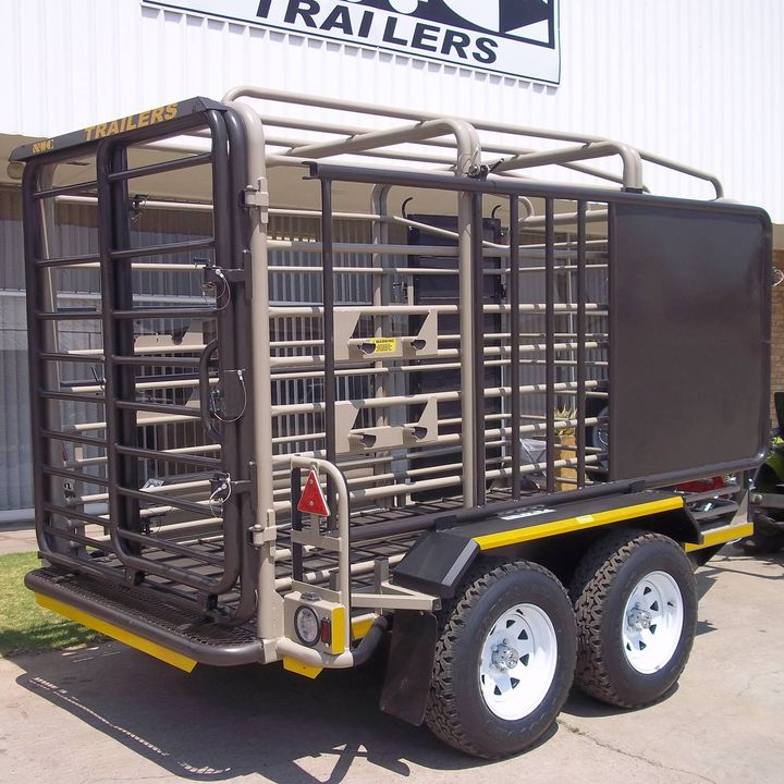 Need a Trailer? Cattle TRAILERS manufacture Cattle, Sheep, Wildlife or Quad Trailers