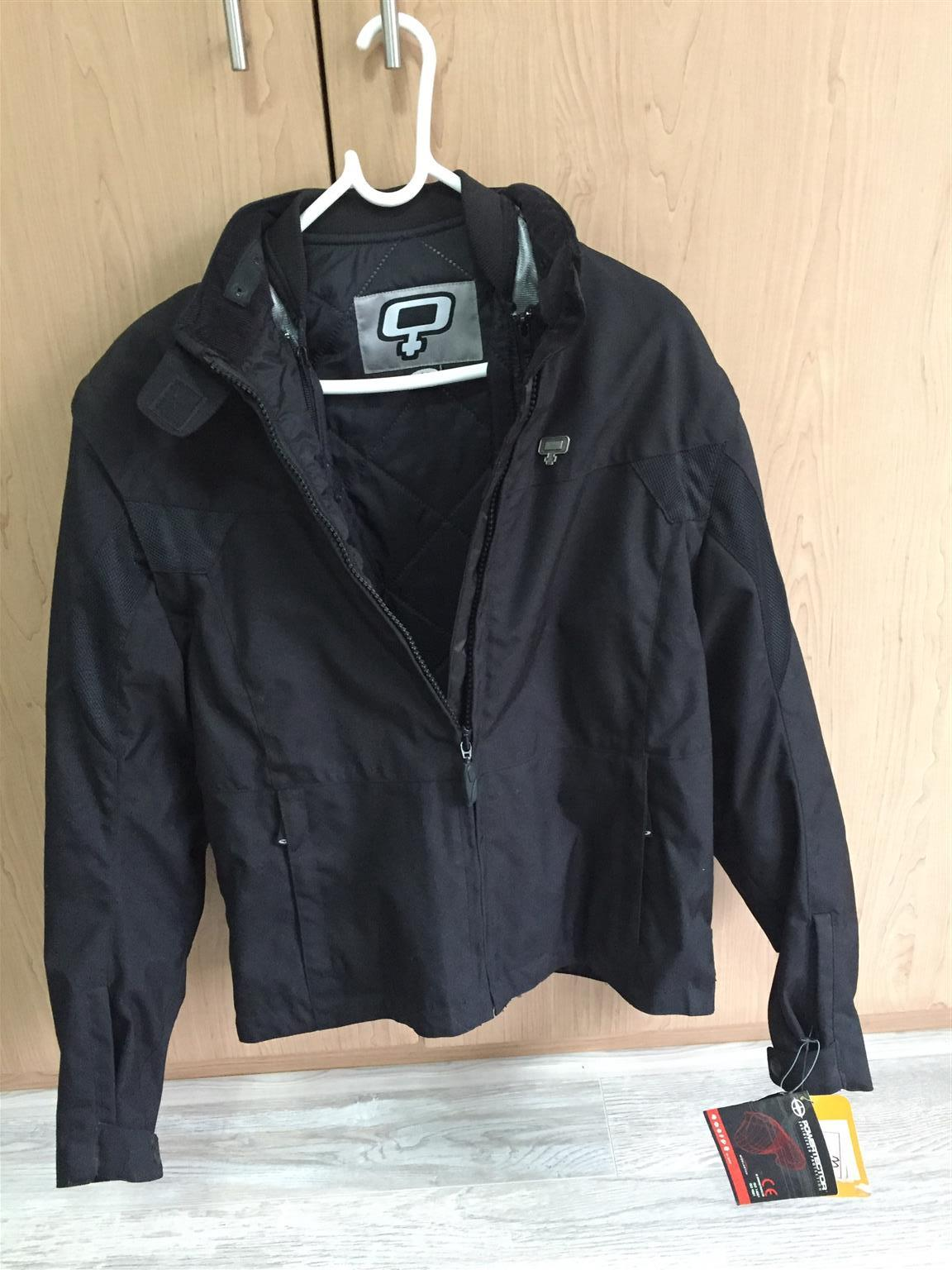 Motorbike Jacket - Padded