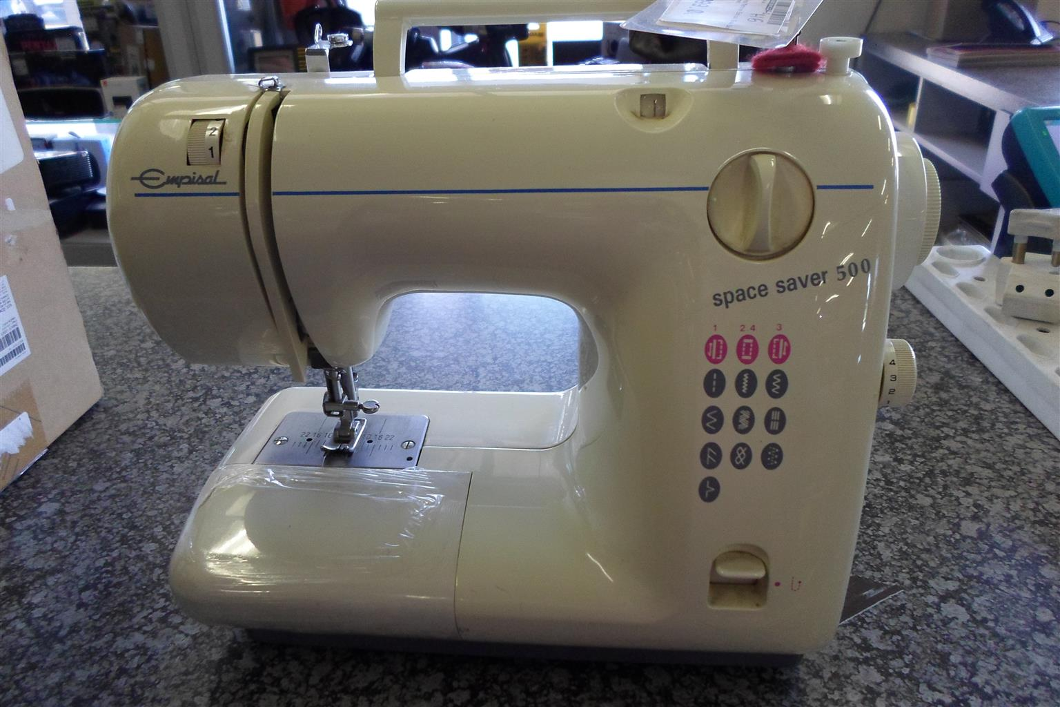 Empisal Space Saver 500 Sewing Machine