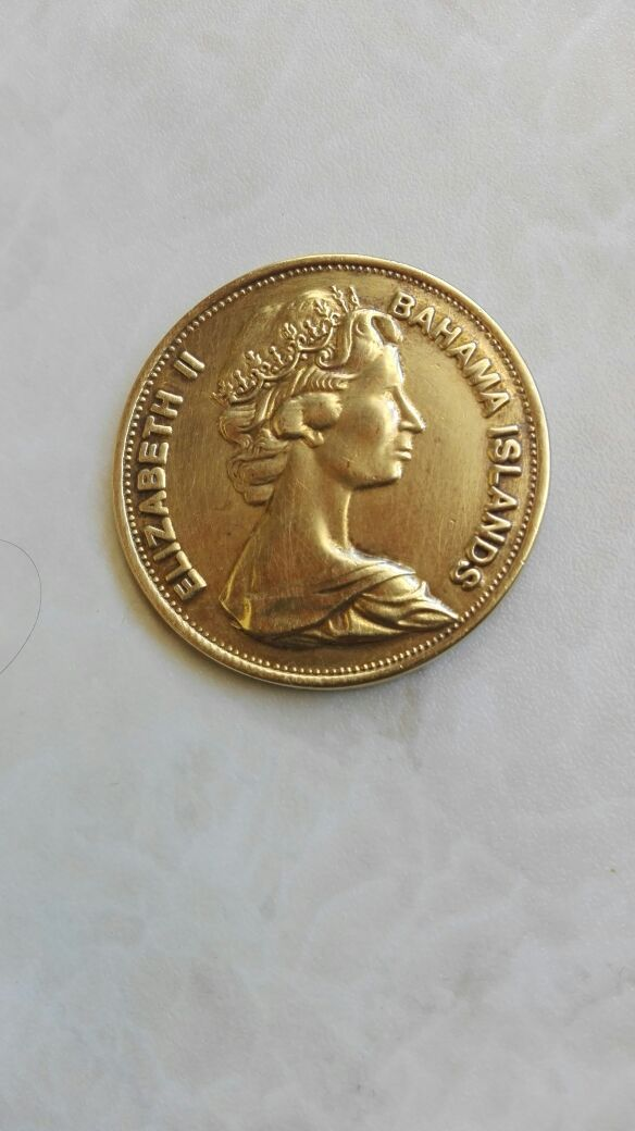 One dollar 1971, coin