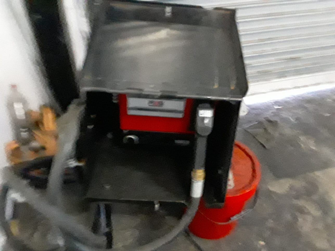 Portable Diesel pump – PIUSI brands complete with hose, nozzle and mechanical meter – R6 990.00