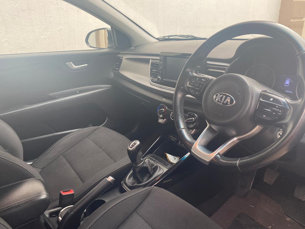 2018 Kia Rio hatch 1.4 EX
